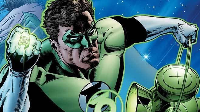 Lanterna Verde Warner DC