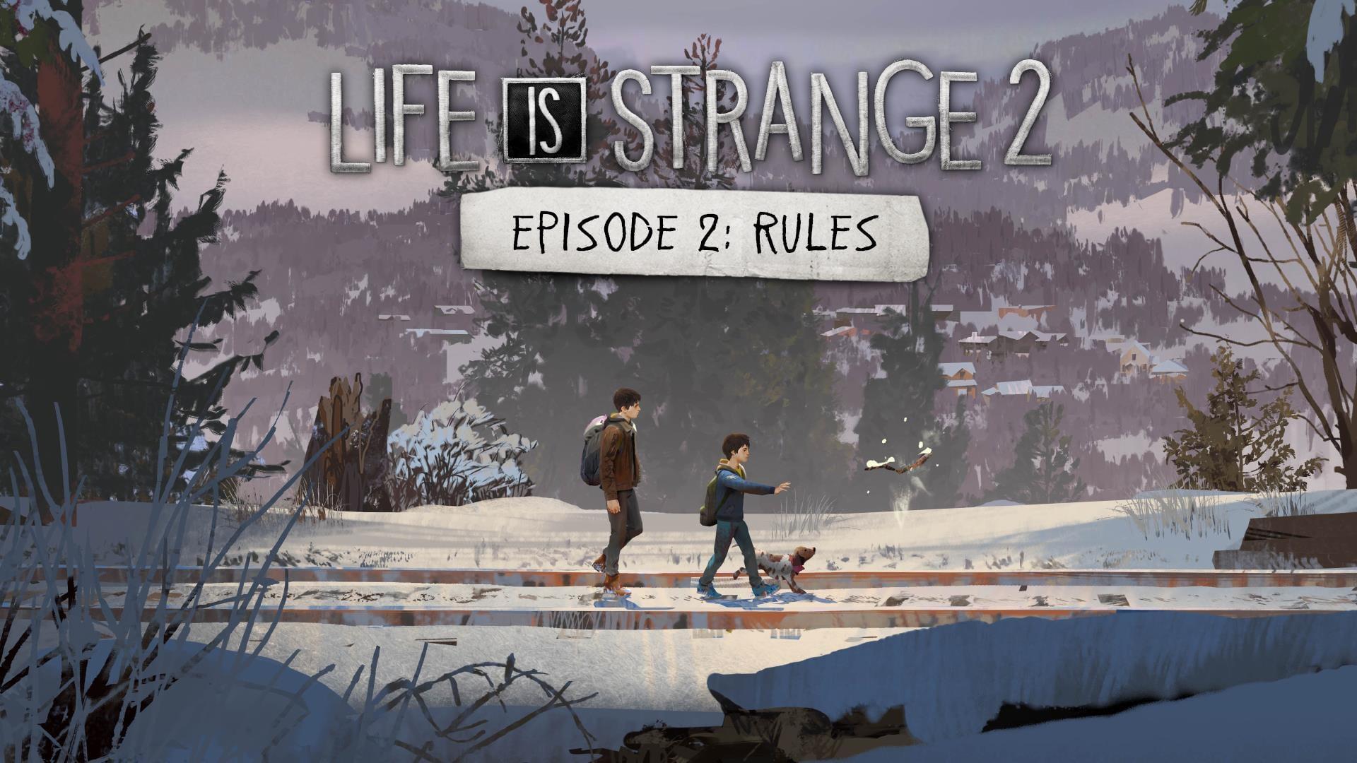 L'episodio 2 di Life is Strange 2 è disponibile