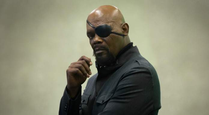 Nick Fury Jackson Marvel Cinematic Universe