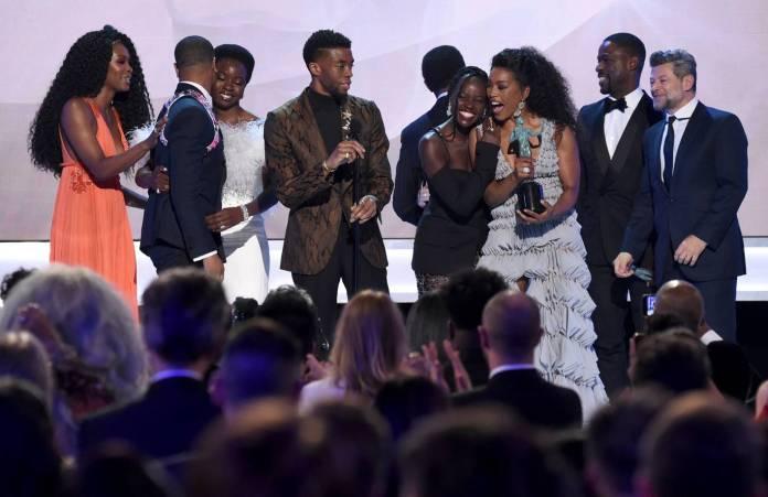 Black Panther SAG Awards 2019 cinema film cast