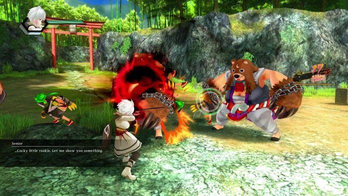 SENRAN KAGURA gameplay dlc edizione