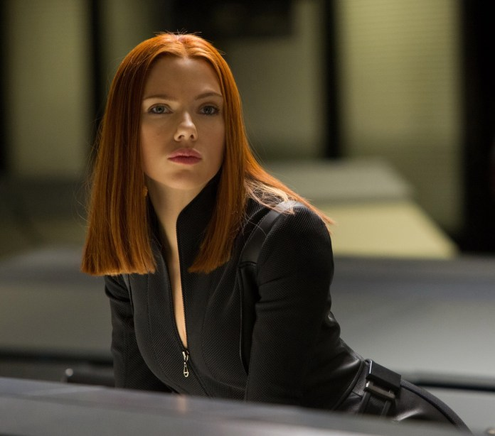 MCU Black Widow