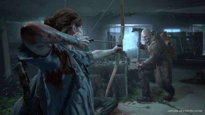 The Last of Us: Parte 2 Naughty Dog