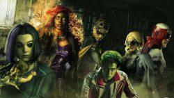 Titans 2: le foto dal set mostrano Superboy, Beast Boy e Krypto