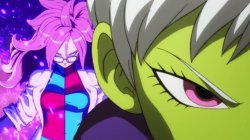 Dragon Ball e la fusione di Cheelai e C21