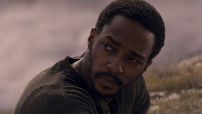 IO: Netflix pubblica il trailer del film con protagonista l'Avenger Anthony Mackie