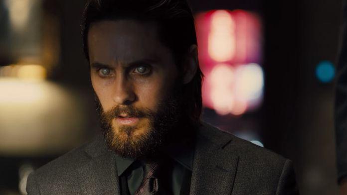 Jared Leto sarà Morbius - dal 31 luglio del 2020