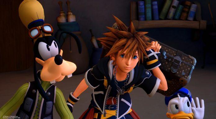 Kingdom Hearts 3 Problems