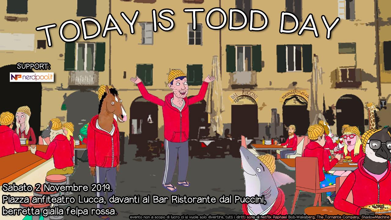 Nerdpool Day Lucca Comics amp; Todd Game 2019 Is Today EC6q8B