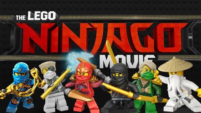 Ninjago The Movie -  In uscita l' 8febbraio 2019 - in programmazione su  Mediaset Premium