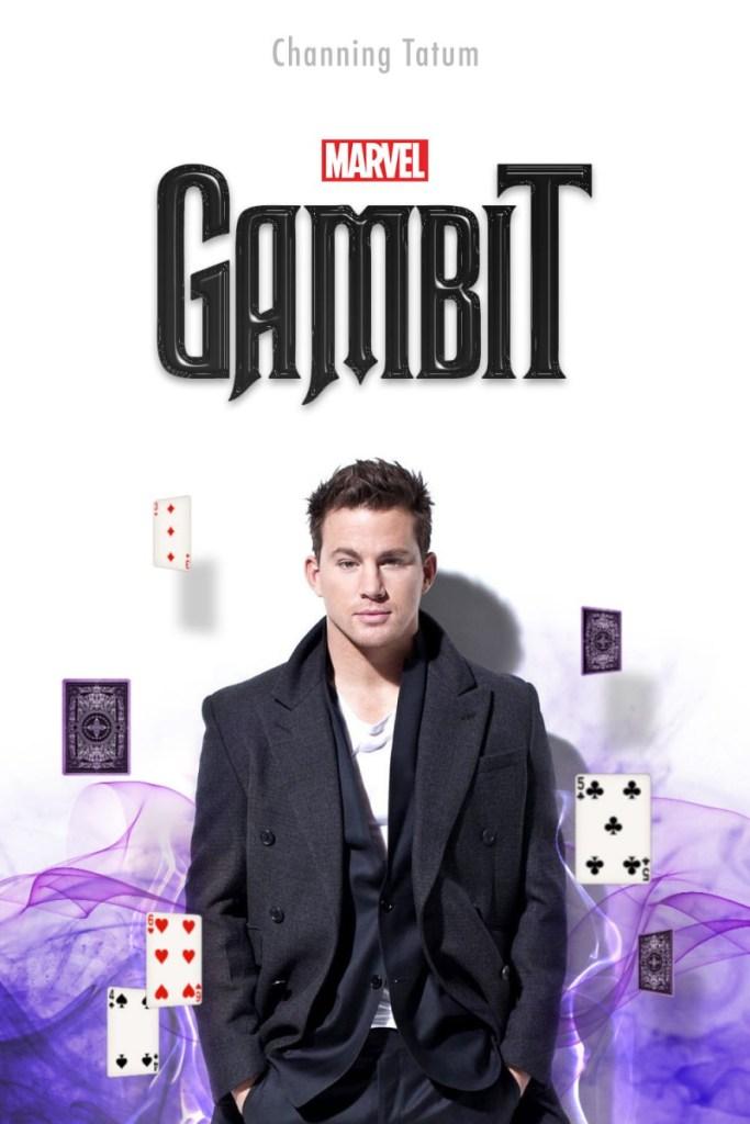 Channing Tatum vuole dirigere il film Marvel su Gambit