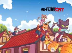 Shuricat Legend of Ninja Neko - Recensione in anteprima