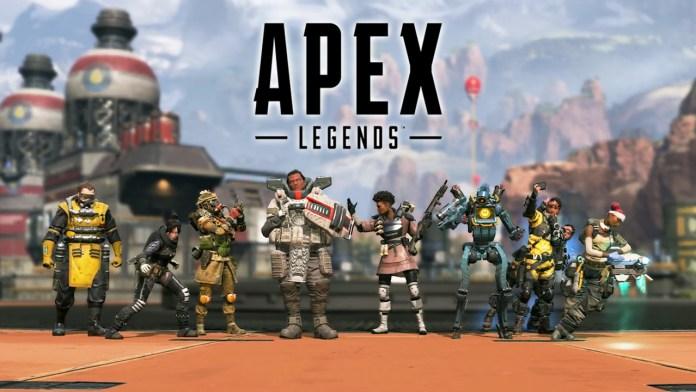 Apex Legends Characters