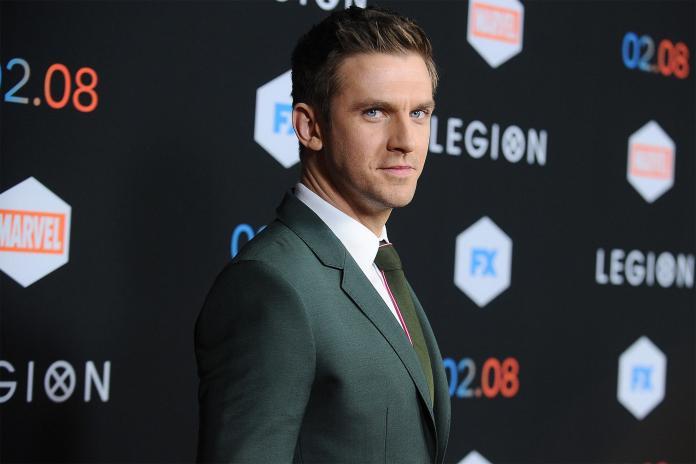 Dan Stevens Legion Downton Abbey serie tv cast