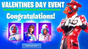 Fortnite: tutto sull'Evento San Valentino