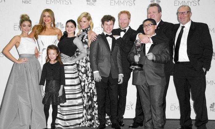 Modern Family premi stagione ultima 10 sit com comedy cast news