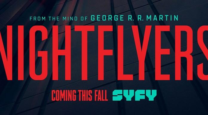 Nightflyers martin cancellato cancellata stagione 2 netflix syfy