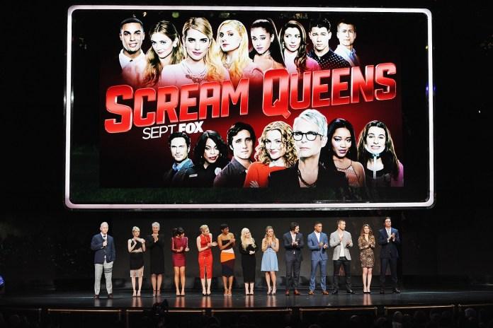 Scream Queens cast fox ryan murphy serie tv stagione ritorno seguito