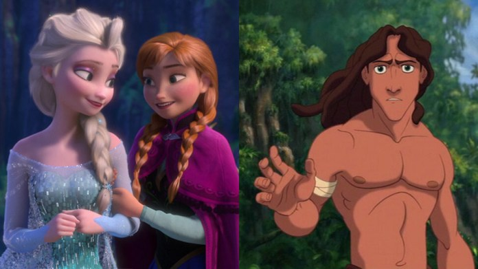 Film Disney Universo