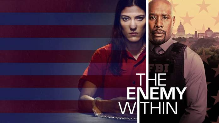 The Enemy Within pilot programmazione usa serie tv