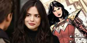 """Titans: """"Wonder Girl"""" si allena per le riprese della seconda stagione"""