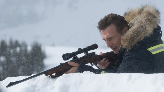 Un uomo tranquillo Liam Neeson