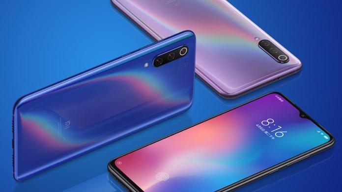 Xiaomi Mi 9 smartphone Amazon