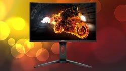 AOC : all''IEM Katowice con due nuovi monitor da gaming