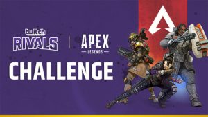 Twitch Rivals Apex Legends Challenge: tutto sull'evento di oggi