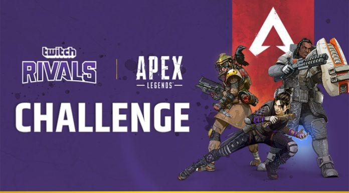 twitch rivals apex legends challenge torneo evento data orario esports shroud drdisrespect