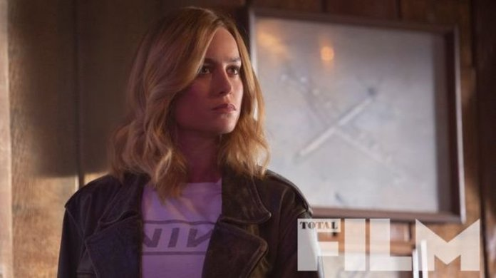 Brie Larson interpreta Captain Marvel
