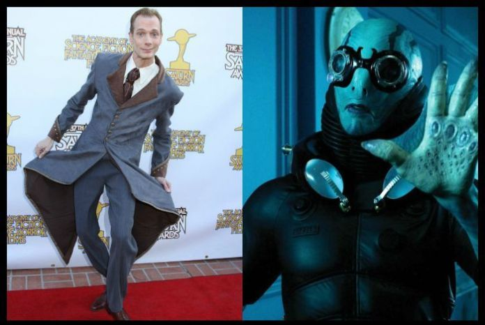 Doug Jones non apparirà nel reboot di Hellboy con David Harbour