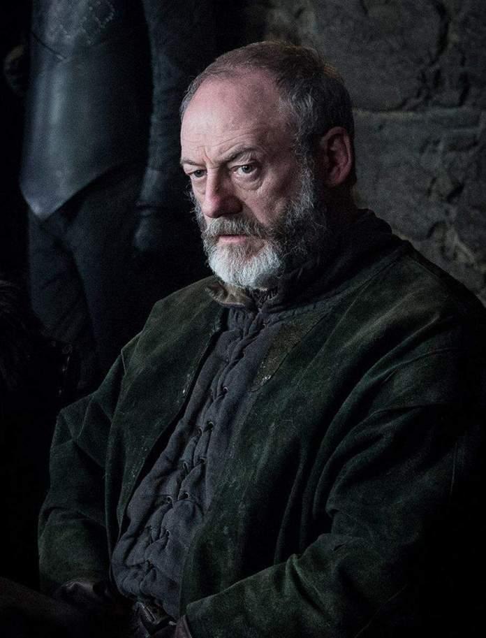 Ser Davos Seaworth (Credits: Helen Sloan/HBO)