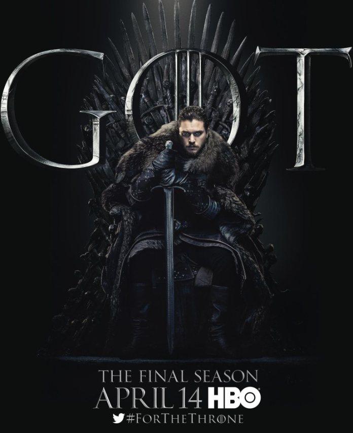 Game Of Thrones - Jon Snow (Kit Harington)