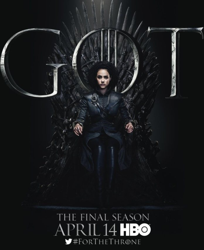 Game Of Thrones - Missandei (Nathalie Emmanuel)