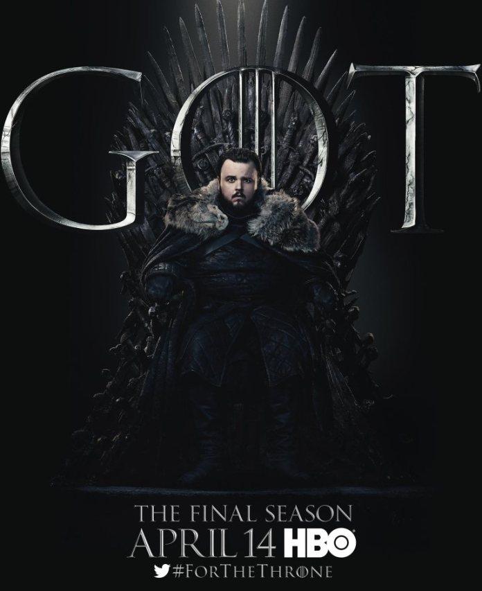 Game Of Thrones - Samwell Tarley (John Bradley)