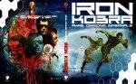 """AkaB e Officina Infernale: domani il preorder di """"Iron Kobra"""" il nuovo volume di Stigma"""