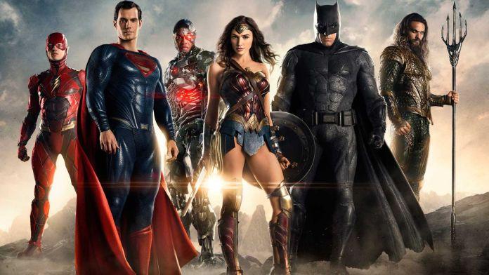 Justice League - Dal 22 marzo 2019 su Mediaset Premium