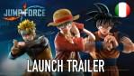 Jump Force: disponibile il trailer di lancio