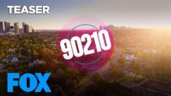 FOX: video teaser e novità sul revival di Beverly Hills 90210