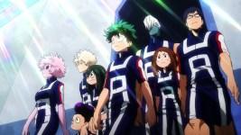 My Hero Academia seconda stagione dal 13 marzo in DVD e Blu-ray!