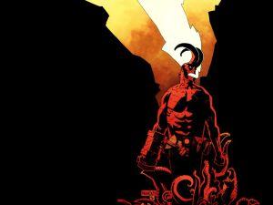Il titolo del fumetto di questa settimana: Hellboy Omnibus