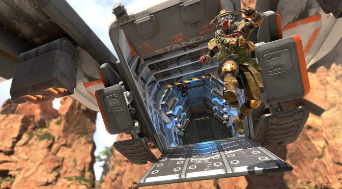 Apex Legends Drop