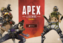 Apex Legends Season 1 Loading Screen