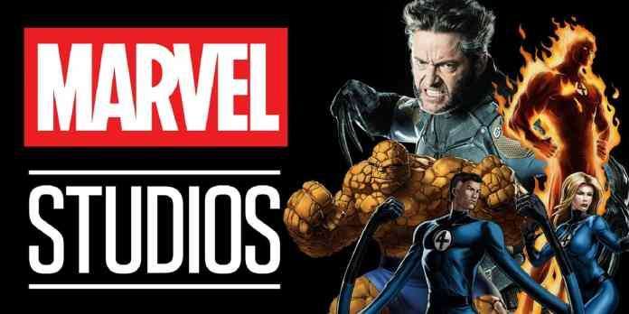 Fantastici 4 e X-Men