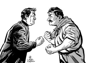 Don Camillo a fumetti: uno spaccato del dopoguerra illustrato