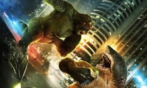 The Flash: nel nuovo poster Gorilla Grodd contro King Shark
