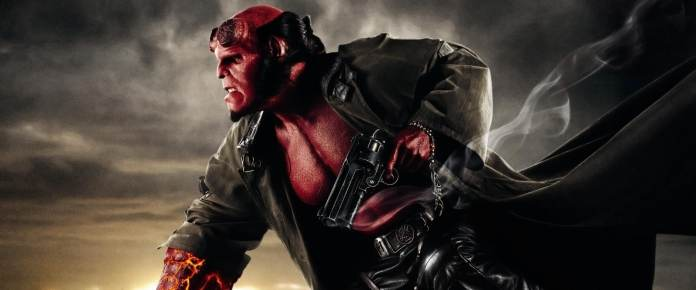 Hellboy di Neil Marshall con Milla Jovovich come Nimue (Blood Queen)