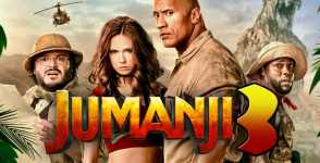 Jumanji 3: una nuova foto dal set con Karen Gillan e The Rock