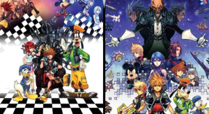 Arriva questo mese la collection Kingdom Hearts - The Story So Far